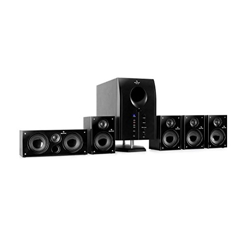 auna Areal 525 BK 5.1 Surround Sound System Heimkinosystem