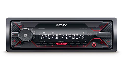 Sony DSX-A410BT MP3 Autoradio mit Bluetooth