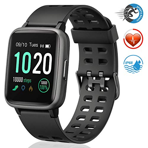 FITFORT Smartwatch,Fitness Watch Uhr