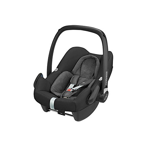 Maxi-Cosi Rock Babyschale, nomad black