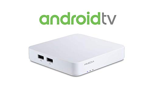 Android TV Box HIMEDIA S500 4K (Ultra-HD) HDR10