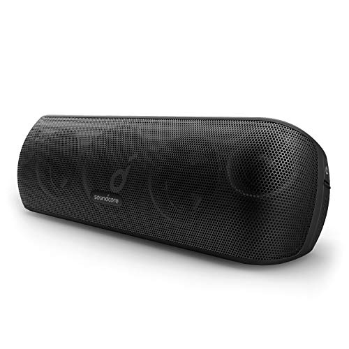 Soundcore Motion+ Bluetooth Lautsprecher mit Hi-Res 30W Audio, Intensives BassUp