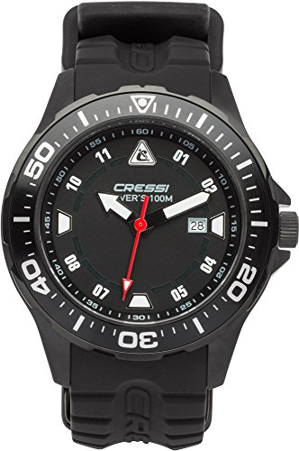 Cressi Manta Colorama - Professionelle Taucheruhr