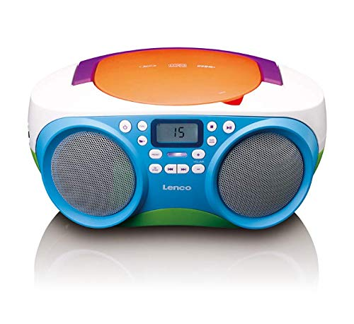 Lenco SCD-41 - CD-Player für Kinder