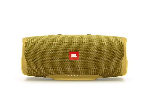 JBL Charge 4 Bluetooth-Lautsprecher in Gelb