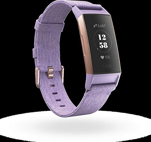 Fitbit Charge 3 SE Fitness-Tracker Lavendel