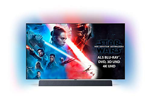 Philips Ambilight 65OLED934/12 OLED+ TV 65 Zoll