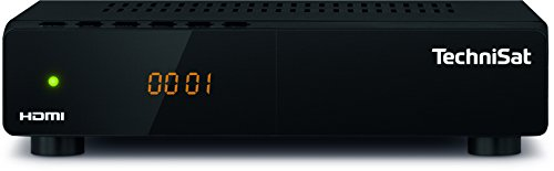 TechniSat HD-S 222 - kompakter digital HD Satelliten Receiver